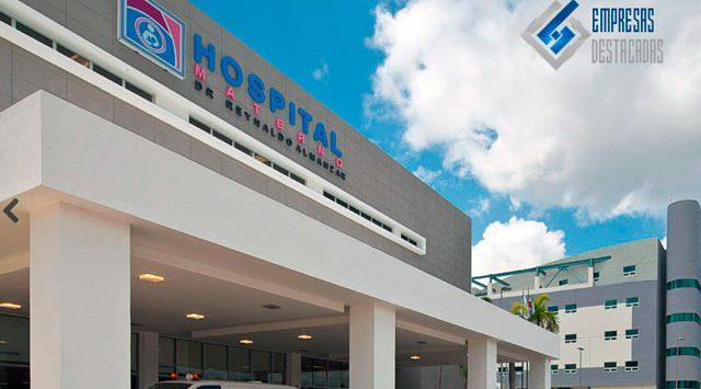 Hospital construido por Eurofinsa