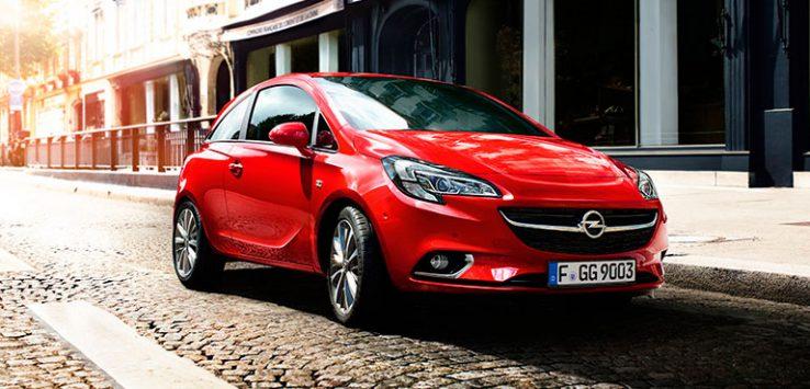 Nuevo Opel Corsa en Automóviles Luis Batalla