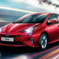 toyota lexus híbridos líderes en Europa vehículos eléctricos