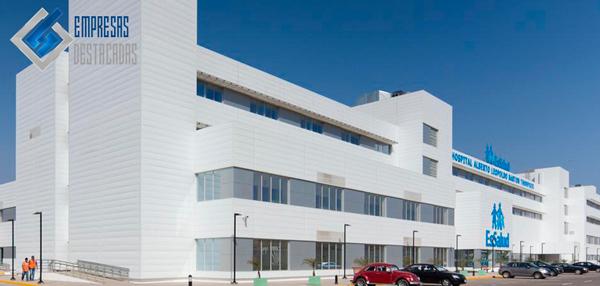 proyecto hospital alberto leopoldo de la empresa de mauricio toledano