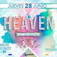 mae west celebran el dia del orgullo con heaven feel the freedom