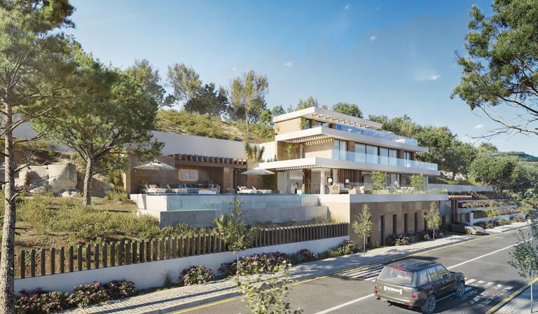 Modernidad y naturaleza de la mano en las viviendas de Rubén Otero