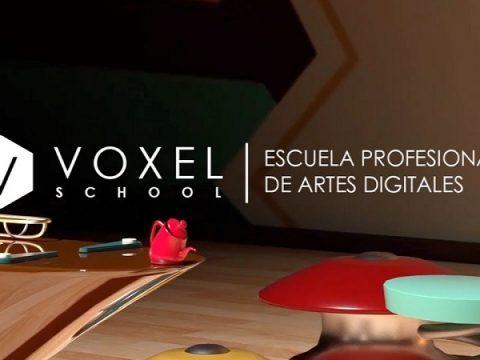 Voxel School en la industria de las Artes Digitales